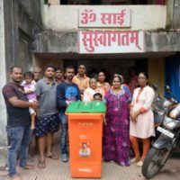Dustbin Distribution2